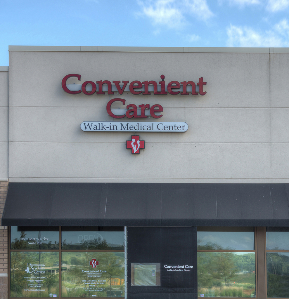 Convenient-Care-Medical-Center - Council Bluffs, Iowa